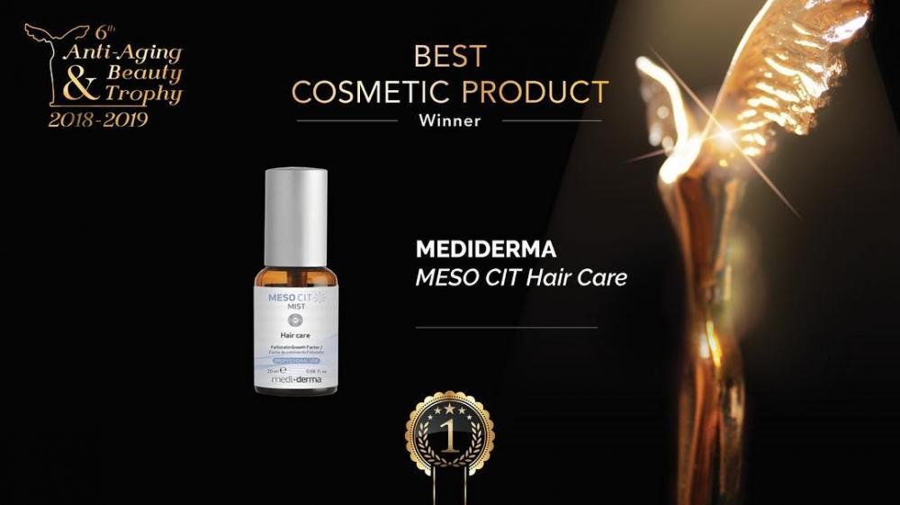 MESO CIT Hair Care najlepszym kosmetykiem Prime Journal
