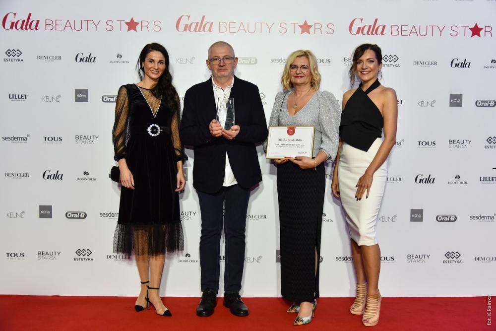 Gala Beauty Stars oczami zwycięzcy