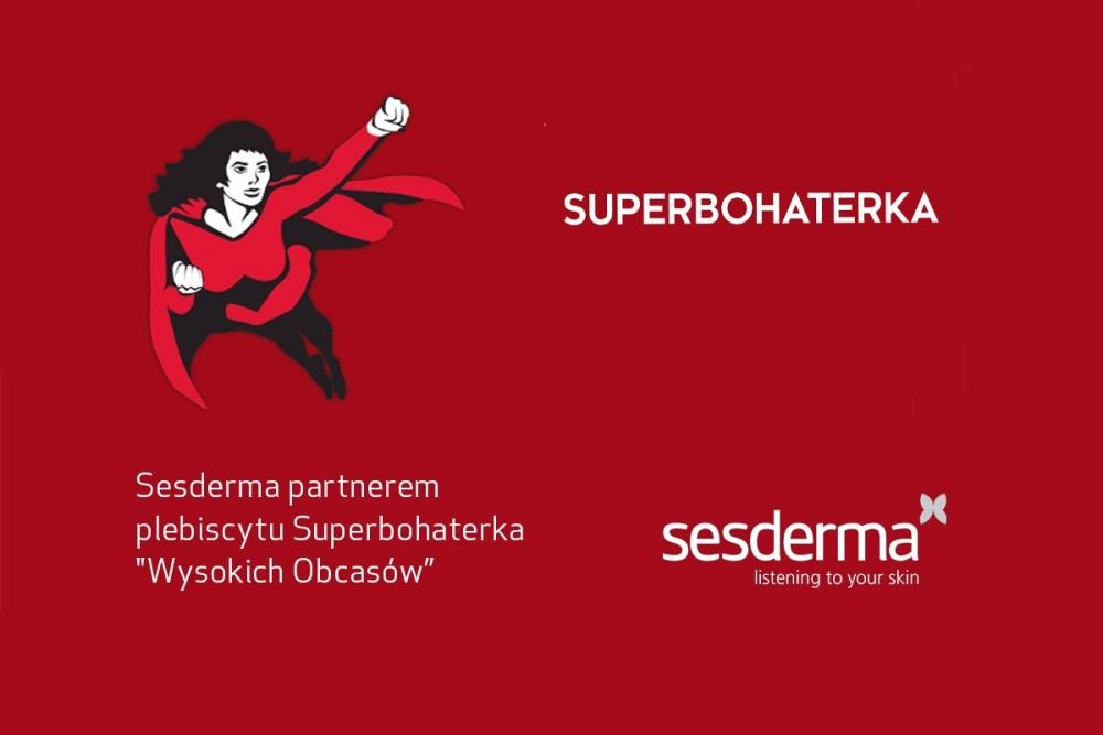 """Sesderma partnerem plebiscytu """"Superbohaterka"""""""