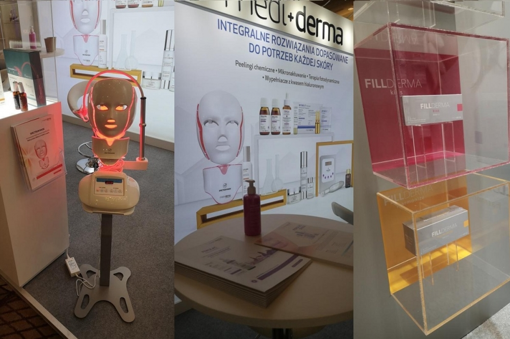 Sesderma na XXI Międzynarodowym Kongresie Dermatologii Estetycznej i Medycyny Anti-Aging