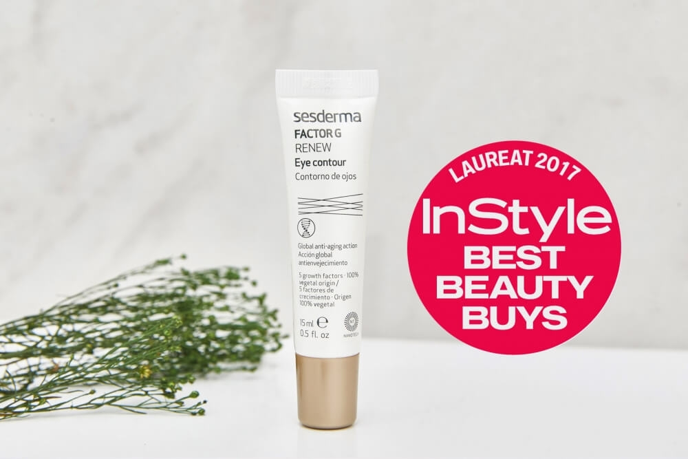 Factor G Renew krem kontur oczu z nagrodą InStyle Best Beauty Buys!