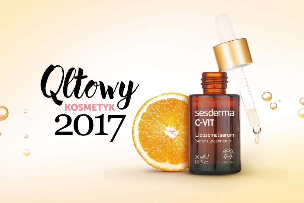 Serum C-VIT otrzymało nagrodę Qltowy kosmetyk 2017