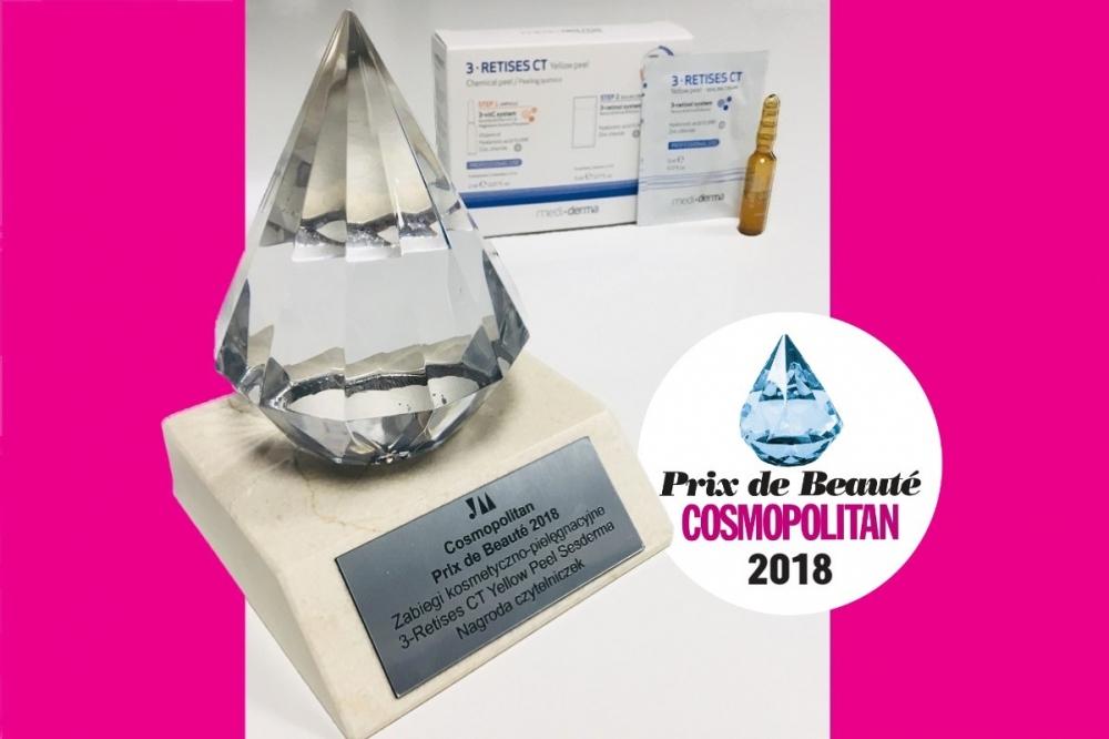 Statuetka Prix de Beaute w naszych rękach!