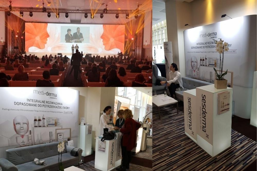 Sesderma na konferencji JADE Polskiego Towarzystwa Dermatologicznego