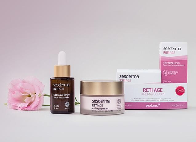 Reti Age Krem (30 ml) + Reti Age Serum (30 ml)