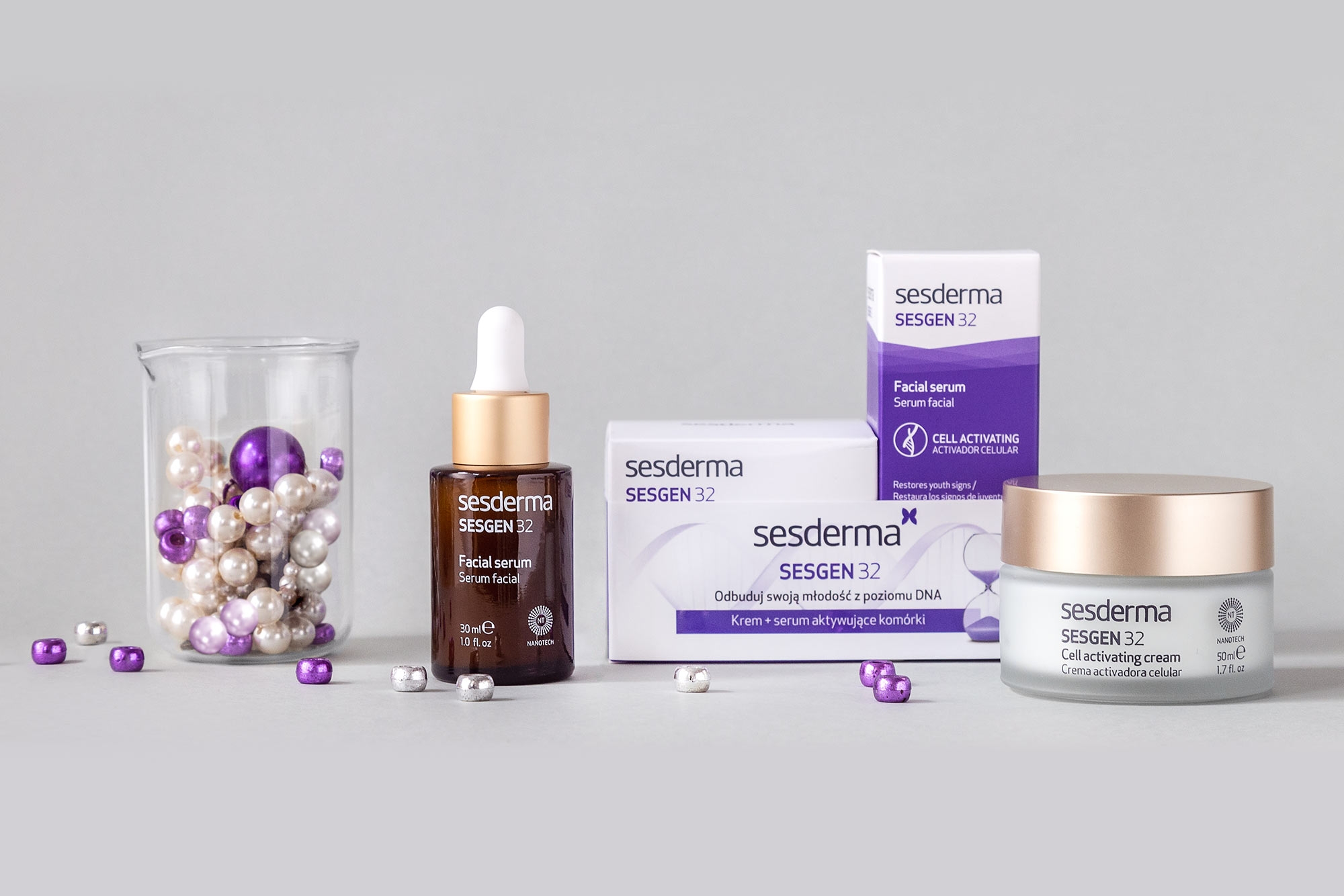 SESGEN 32 Krem + serum aktywujące komórki